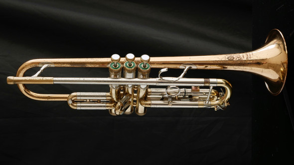 1970s Olds Recording Balanced Action Trumpet in Lacquer!