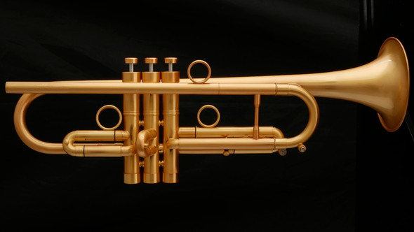 Pre-Owned JP By Taylor Trumpet in Satin Lacquer!