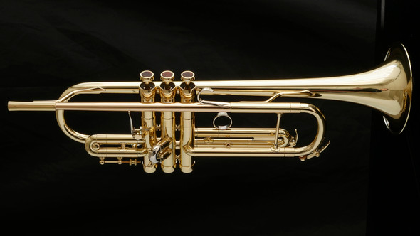 Pre-Owned Adams A6 Trumpet in Clear Lacquer - Great Player!