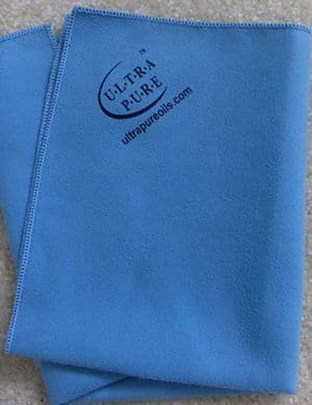Ultra Pure Extra Large Microfiber Polishing Cloth