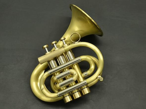 Brasspire Pocket Trumpet P7