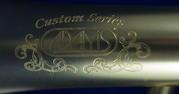 Custom Adams A3 Trumpet:  Build your Own