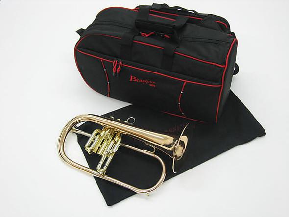 Brasspire 933 (Heavy Weight Style, Professional Bb Flugelhorn)