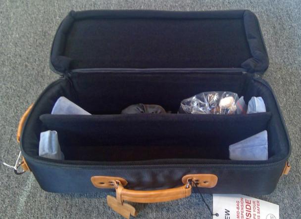Gard Elite Compact Double Trumpet Bag in Nylon