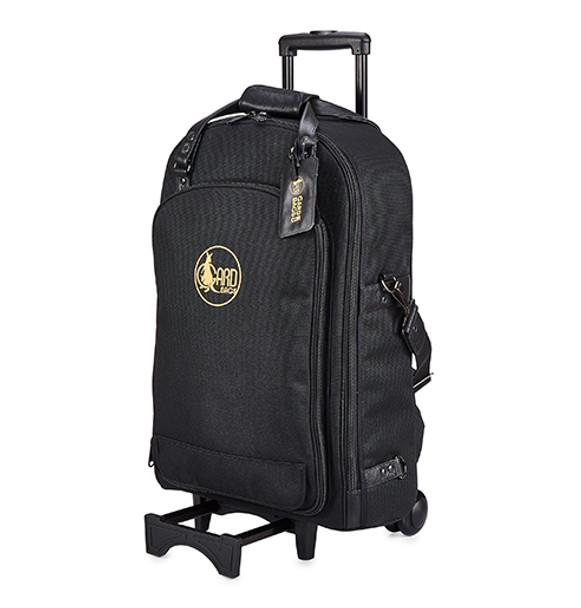 Gard Wheelie Bag in Nylon - Trpt+Picc+Flugel!