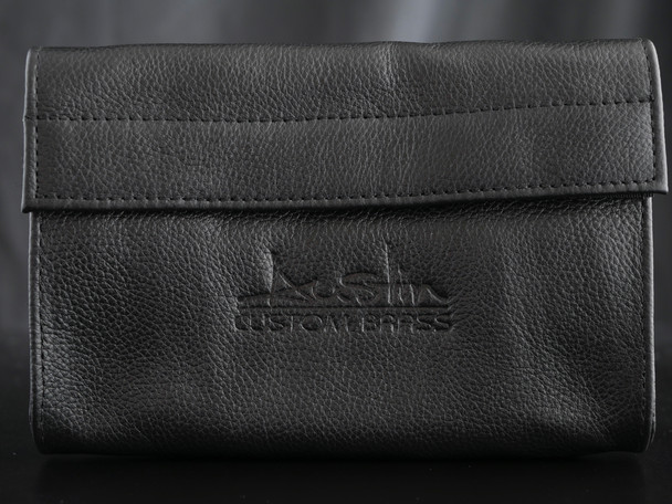 Gard/ACB Quadruple Mouthpiece Pouch in Leather