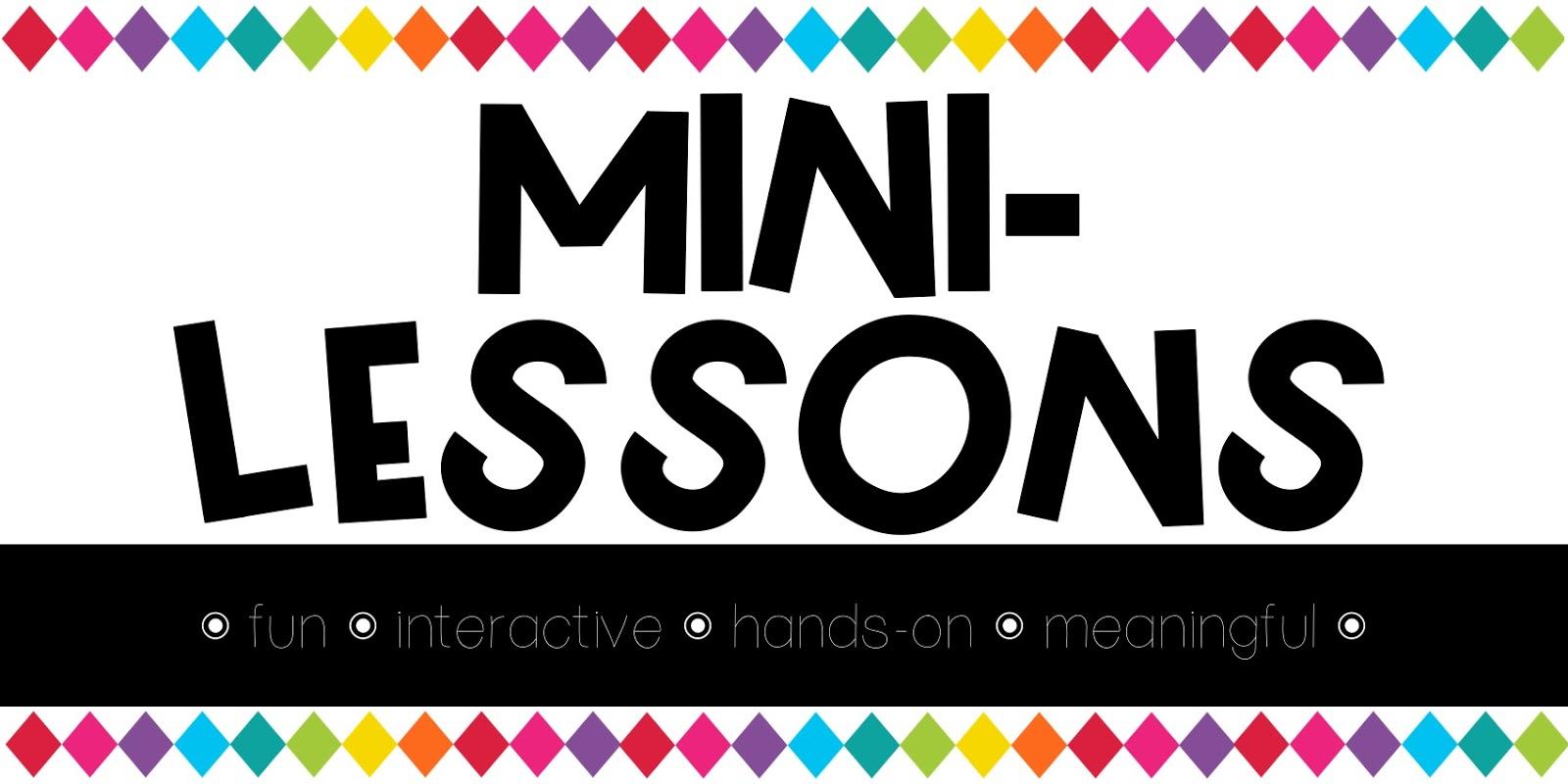 Acb Mini Lessons