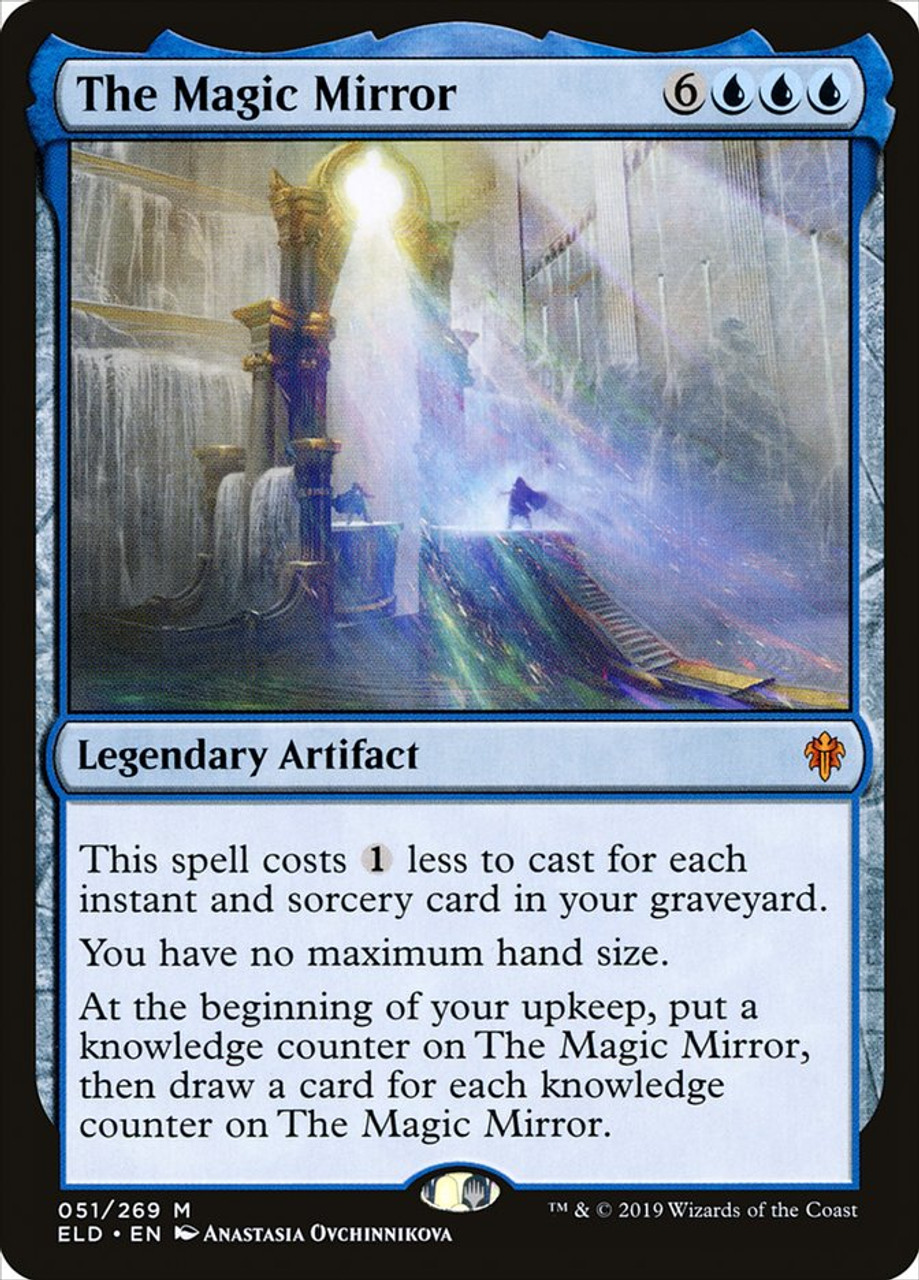 throne of eldraine mirrormade