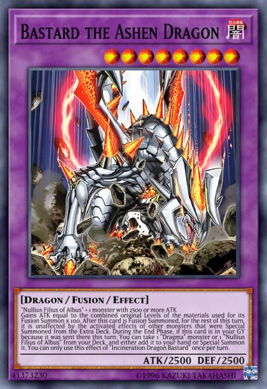 Titaniklad the Ash Dragon ROTD-EN038 Secret Rare 1st NM Yugioh