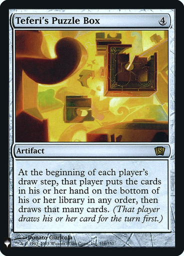 MTG FOIL Mind Funeral English, Mystery Booster, Free P/&P