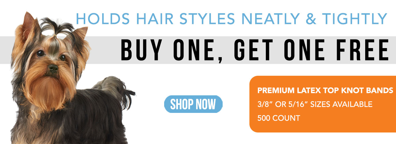 Buy one get one free top knot bands
