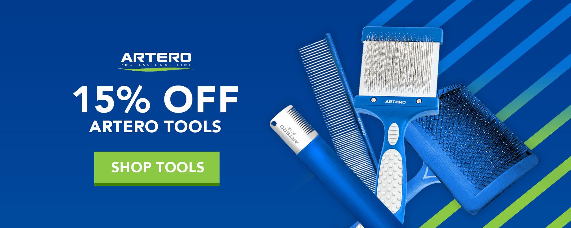 15% Off Artero Tools - Shop Now