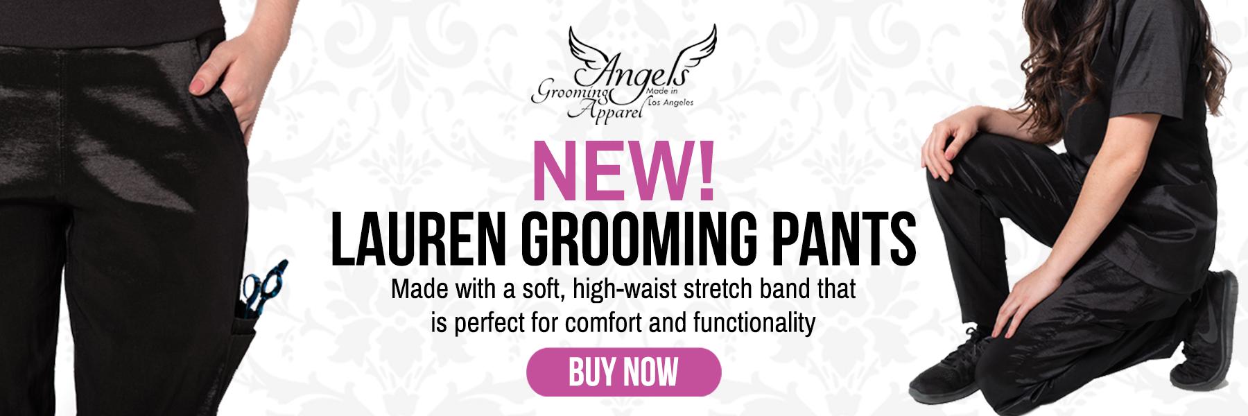 New Angels Grooming Apparel Lauren Grooming Pants