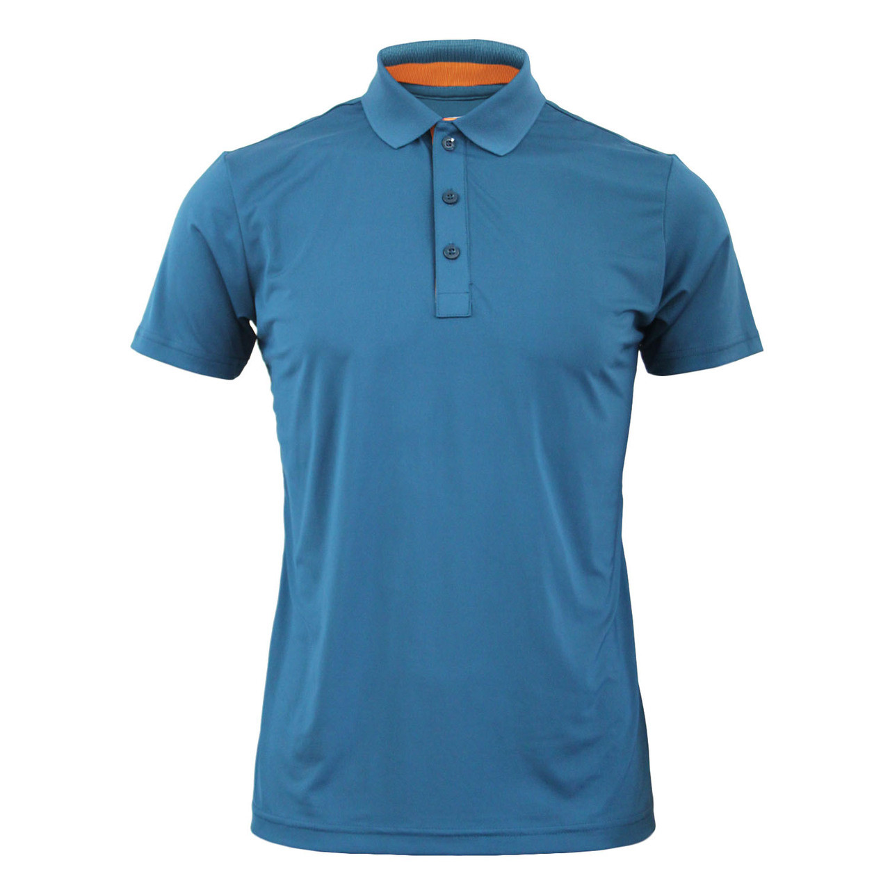 This Spandex Polo T Shirt Indiblue