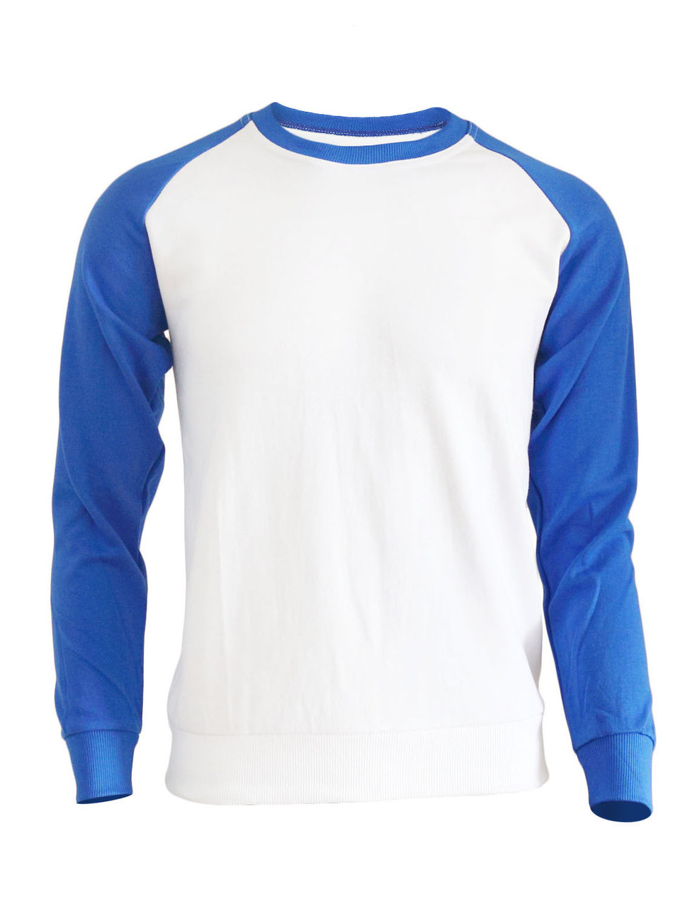 b814bcede4dca1 BCPOLO Men s Casual raglan 2 tone color t-shirt sportswear fashion ...