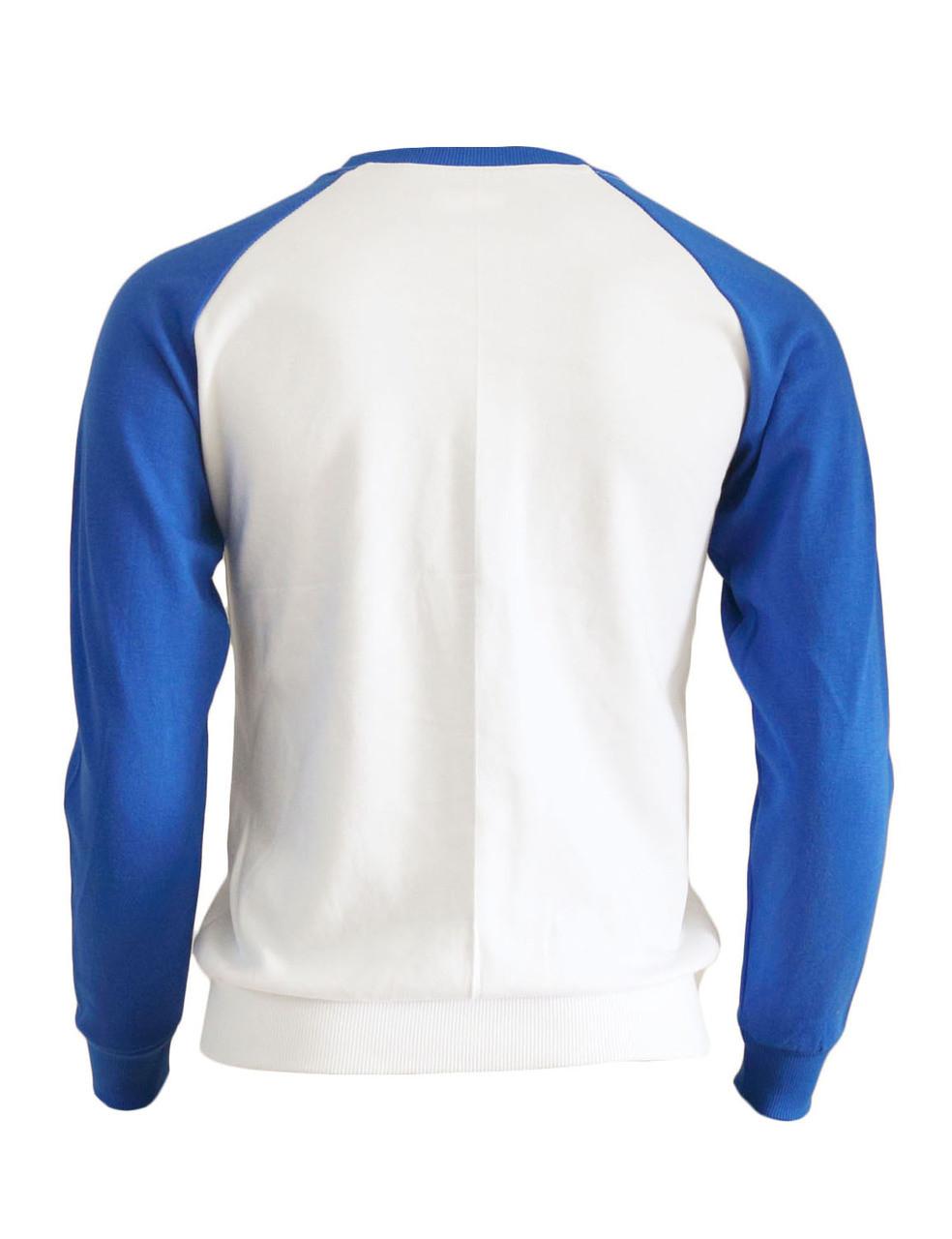 7811e1c9a28773 BCPOLO Men s Casual raglan 2 tone color t-shirt sportswear fashion crew  neck cotton shirt
