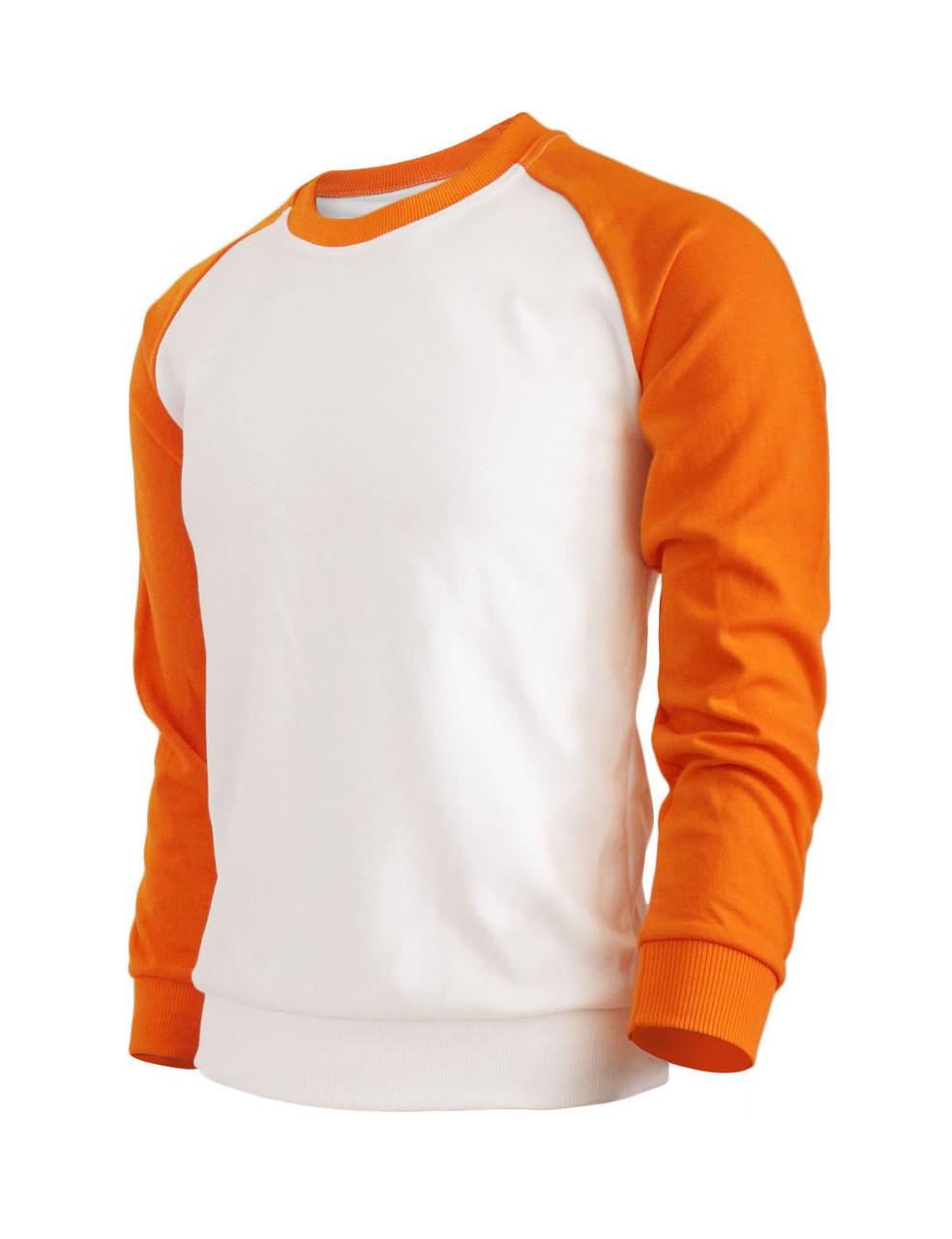 72244f607 BCPOLO Men's Casual raglan 2 tone color t-shirt sportswear fashion crew neck  cotton shirt.