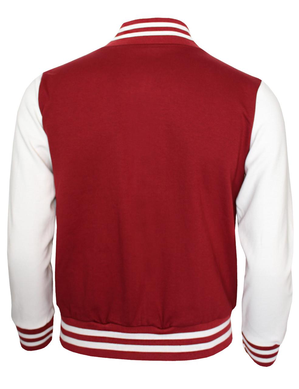 The-Tops Womens Baseball Jacket Varsity Cotton Letterman Jackets