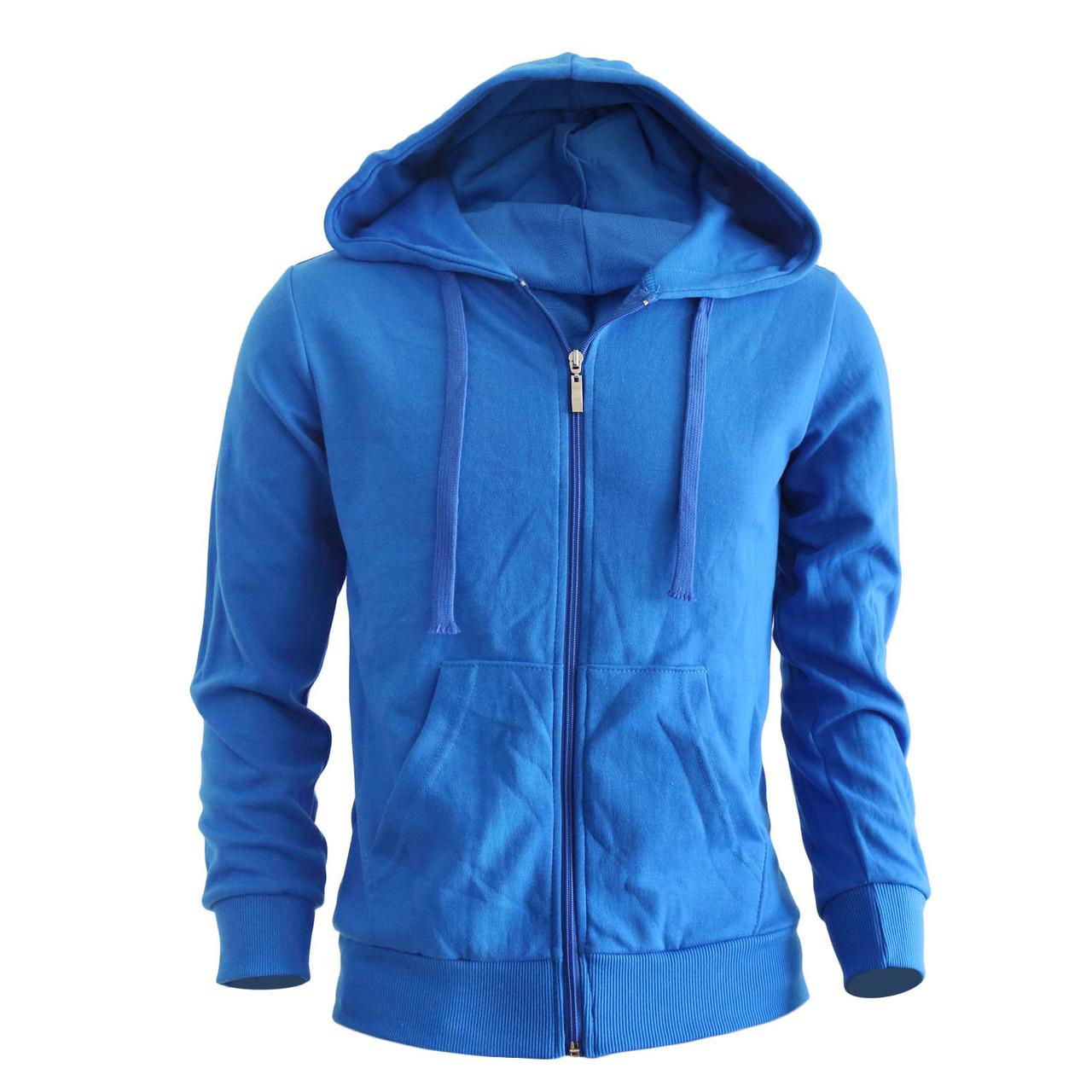 1c89c713656c Blue hoodie t-shirt for unisex cotton hoodie t-shirt men hoodie t ...