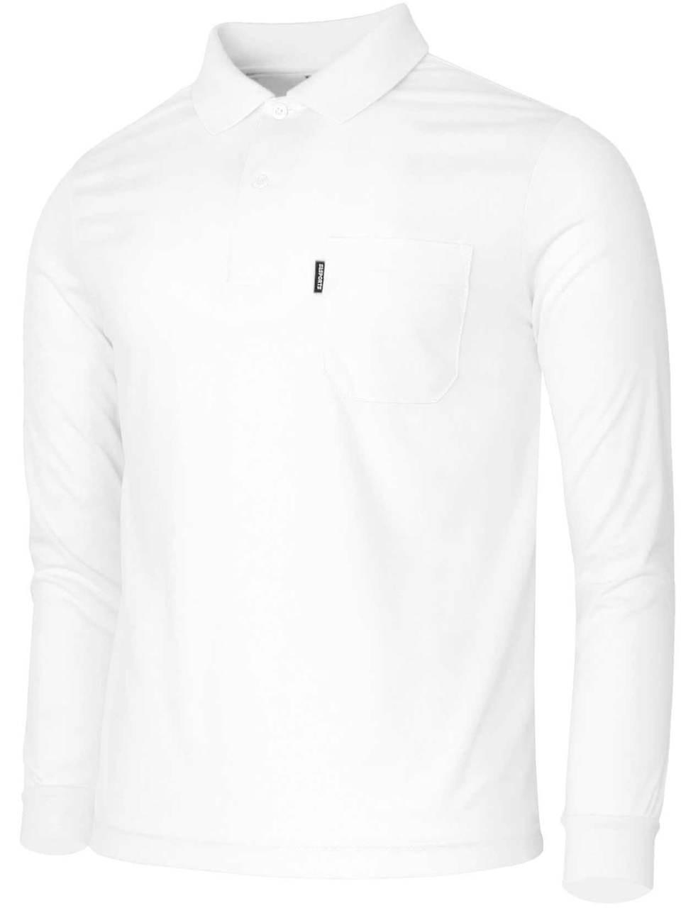28b369fff Polo long sleeves various colors polo Plain shirt-Unisex