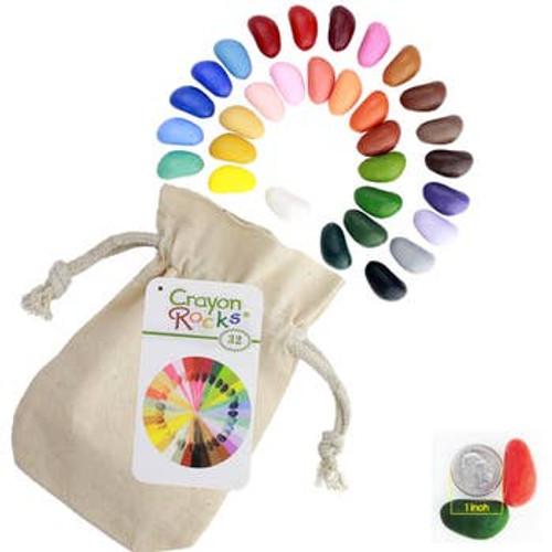Crayon Rocks 32 Count