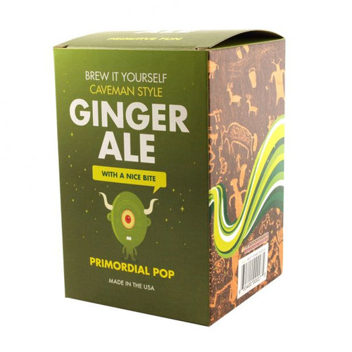 Brew It Yourself Ginger Ale Kit
