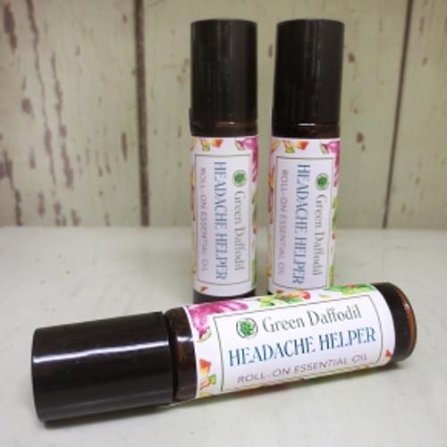 Headache Helper Roll-on Essential Oil