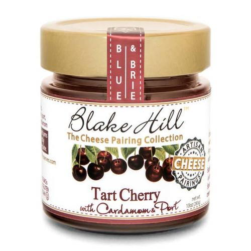 Tart Cherry with Cardamon and Port Jam