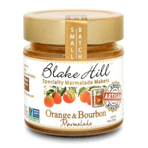 Orange & Bourbon Marmalade