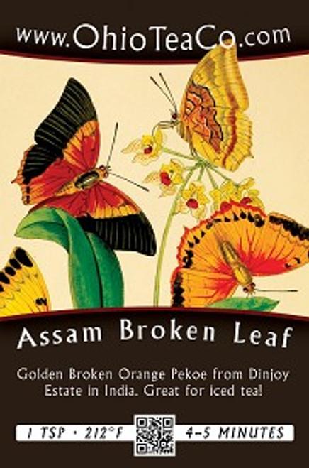 Assam Broken Leaf | 1 oz
