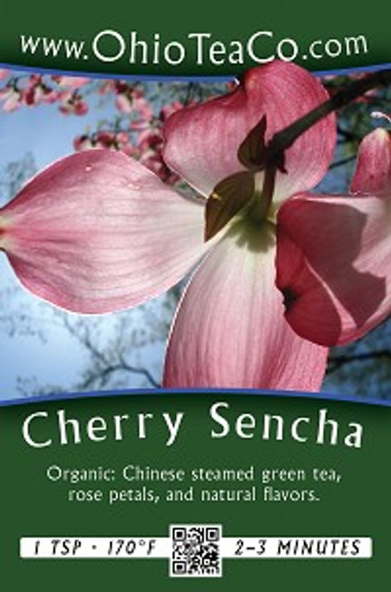 Cherry Sencha | 1 oz