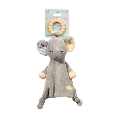 Elephant Lil' Sshlumpie Teether