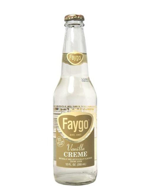Faygo Cream Soda