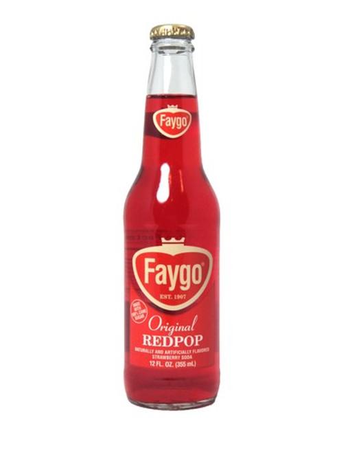 Faygo Redpop