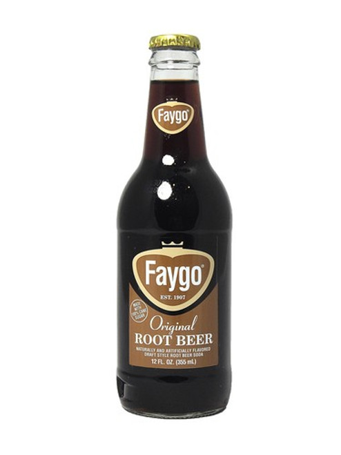 Faygo Root Beer