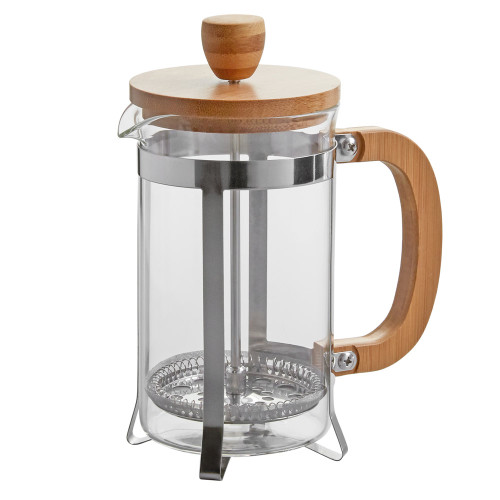 Wood French Coffee Press
