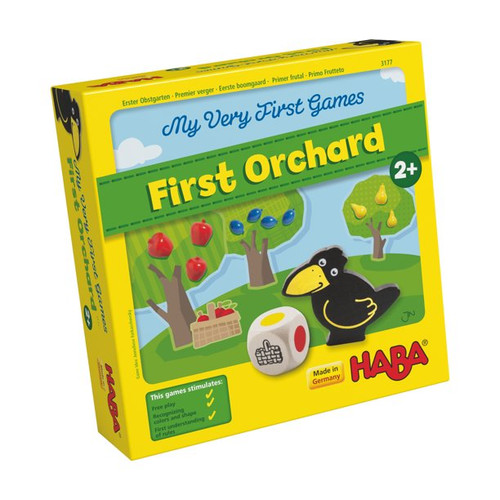 My Very First Game: Orchard