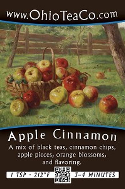 Apple Cinnamon Black | 1 oz