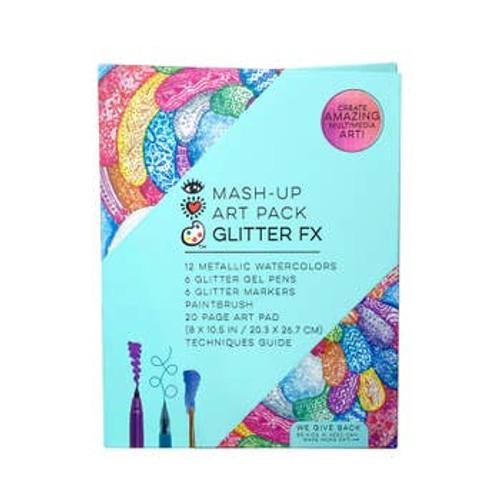iHeartArt Mash-Up Art Pack Glitter FX
