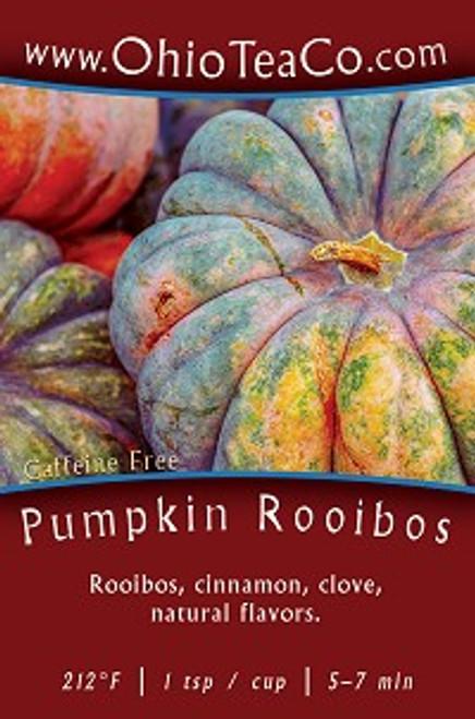 Pumpkin Roobibos