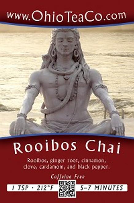 Rooibos Chai