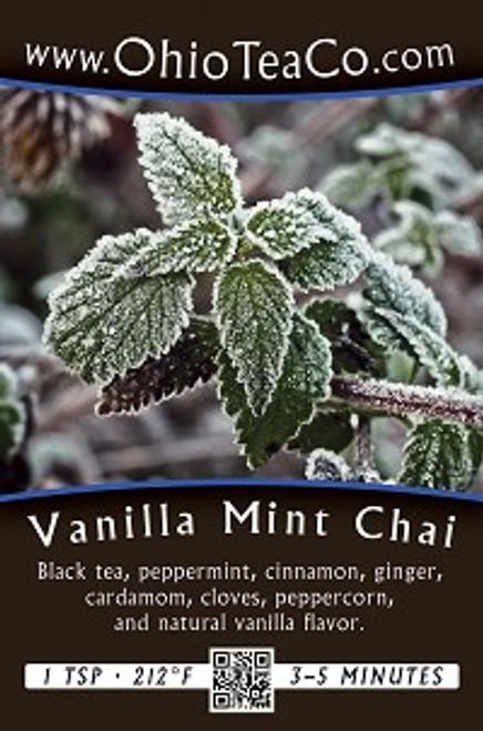 Vanilla Mint Chai
