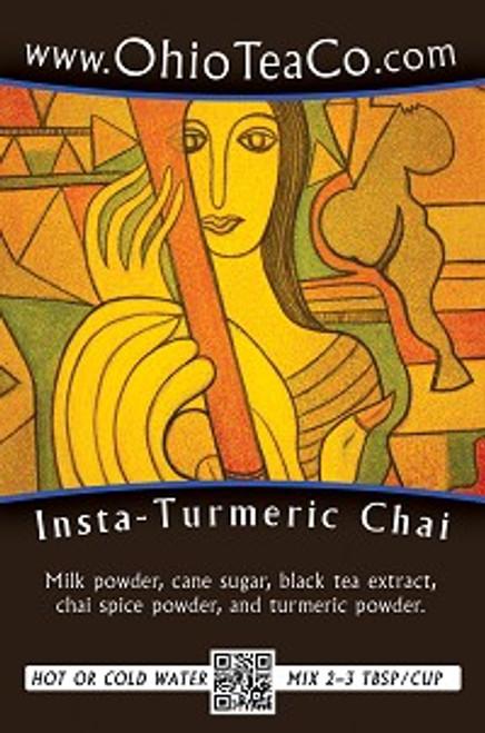 Instant Tumeric Chai