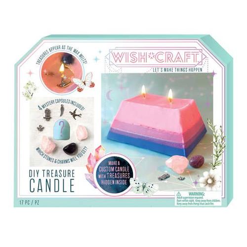 Wish*Craft DIY Treasure Candle