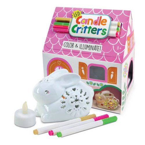 LED Candle Critters Bunny