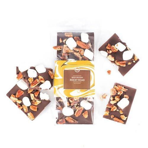 Rocky Road Chocolate Bars