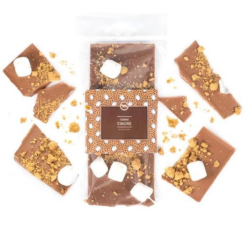 Smores Chocolate Bar