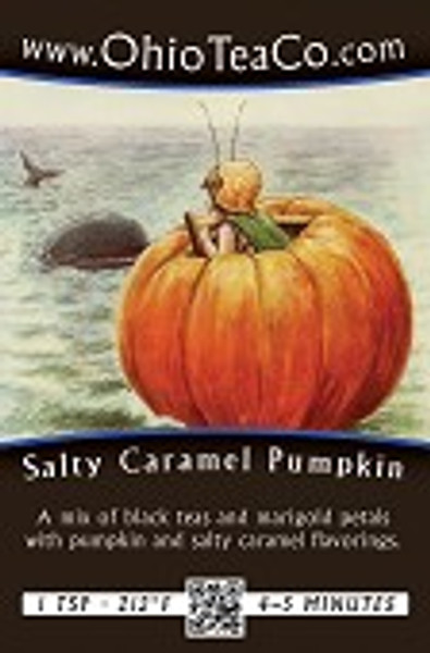 Salty Caramel Pumpkin | 1 oz