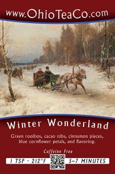 Winter Wonderland   1 oz