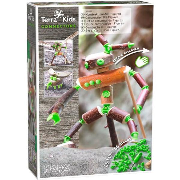 Terra Kids Connectors: Figures